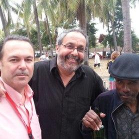 Raphael Fays et Celso Machado